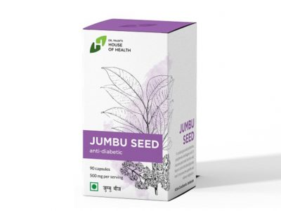 JUMBU SEED - anti diabetic