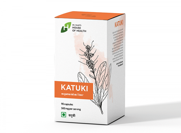 Katuki - for regeneration of liver